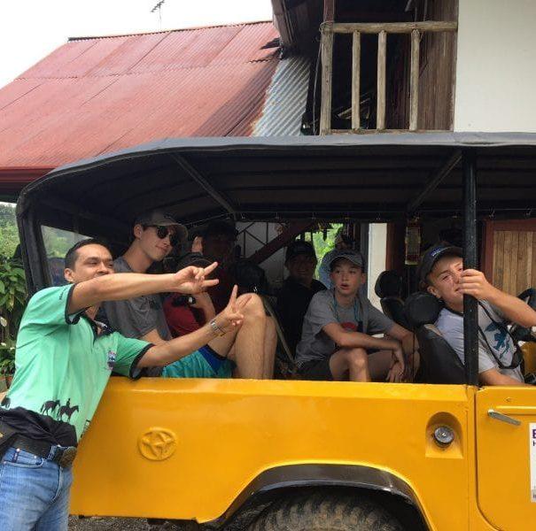 4×4 Safari Truck