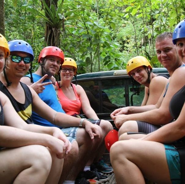 7 in 1 Adventure Canyoning Tour