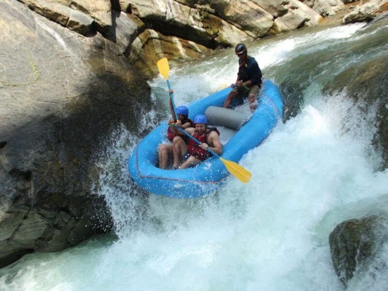 ADR- 'El Chorro' WhiteWater Rafting