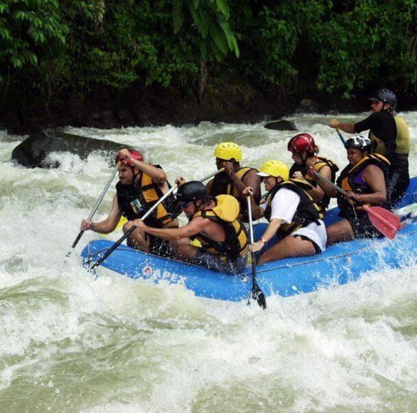 ADR Rafting Naranjo