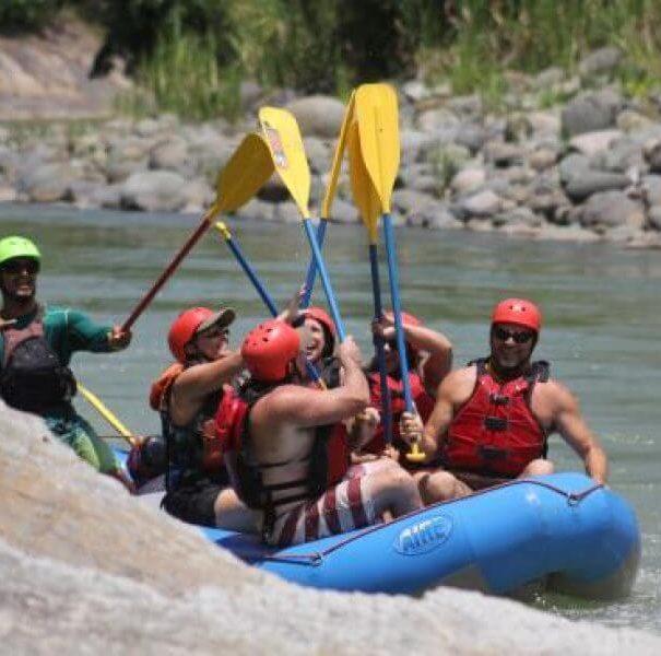 ADR Rafting Savegre