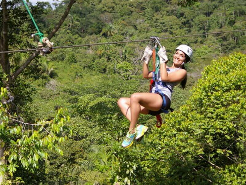 El Santuario Canopy Tour