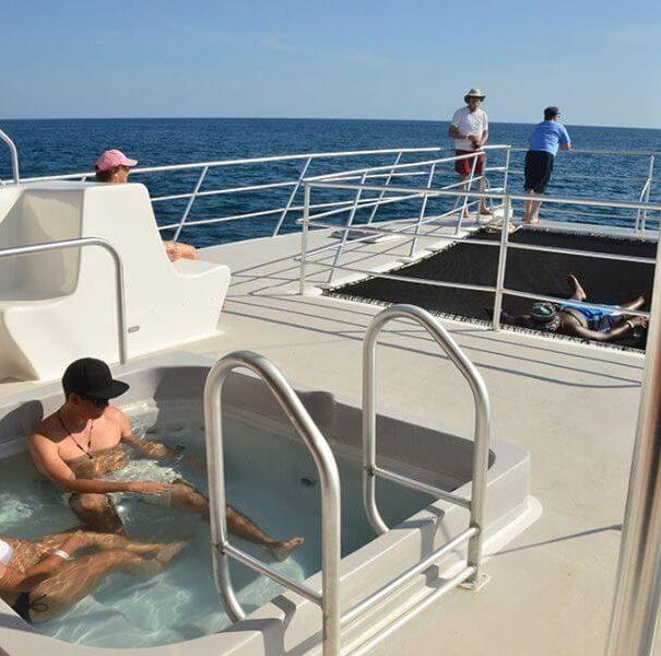 Ocean King Catamaran