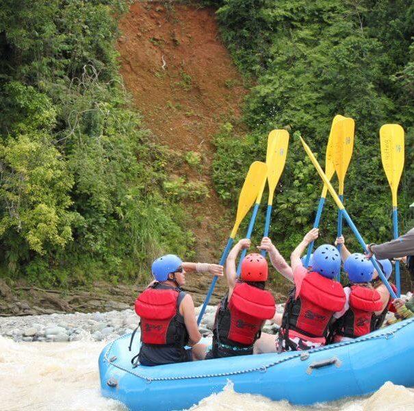 Pro Rafting Naranjo