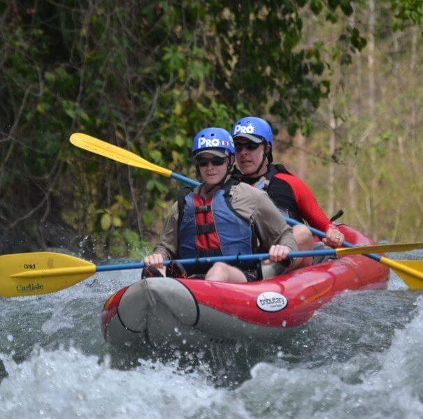 Pro Rafting Savegre