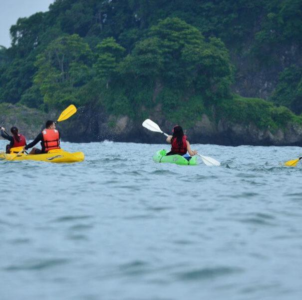 Quepos Ocean Kayak - Manuel Antonio National Park | Tourist