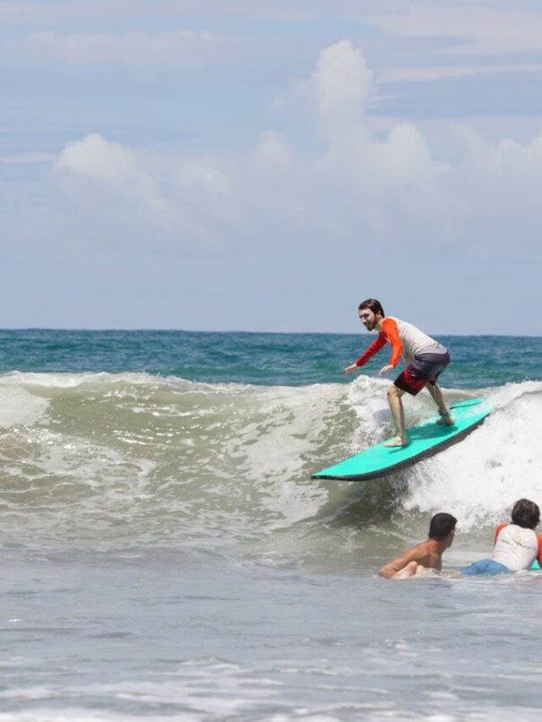 Manuel Antonio Surf Lessons