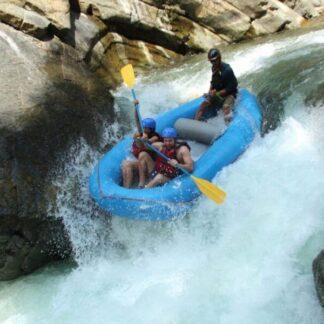 ADR – 'El Chorro' WhiteWater Rafting Class IV & V