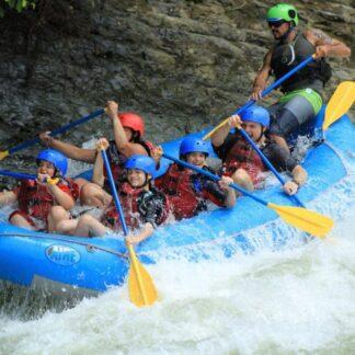 ADR Rafting Savegre 3/4 Day – Class II & III
