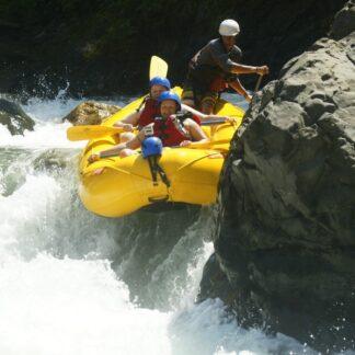 El Chorro Class IV and V Pro Rafting
