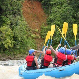 Pro Rafting Naranjo 1/2 – Class III & IV
