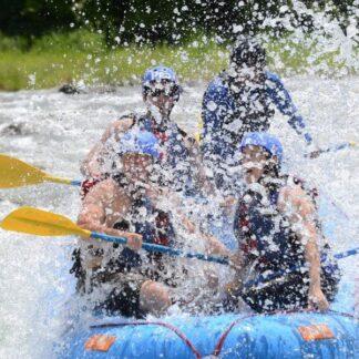 Pro Rafting Savegre 3/4 Day – Class II & III