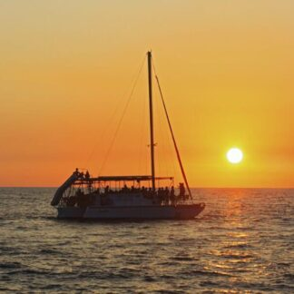 Catamaran Sunset Sails