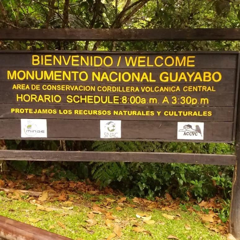 Guayabo National Park