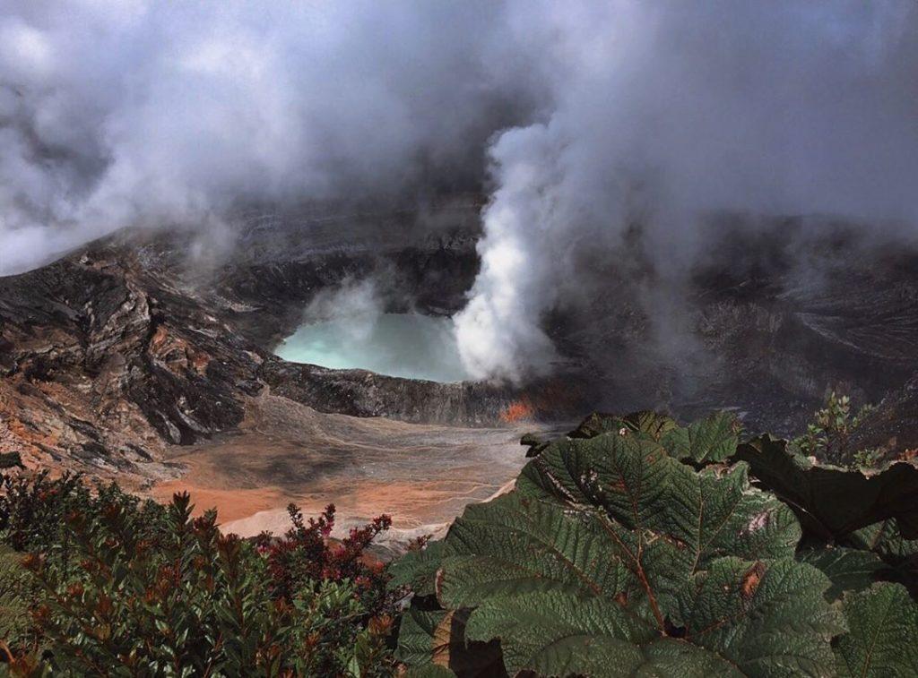 Poás Volcano National Park