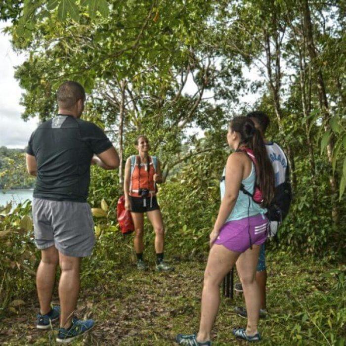 Reto M.A.E Tour (Manuel Antonio Extreme Hike) Coast Trail